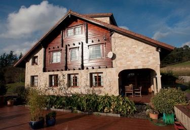 La Casa de Madera - Arrieta, Vizcaya
