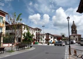 Calles de Arrieta
