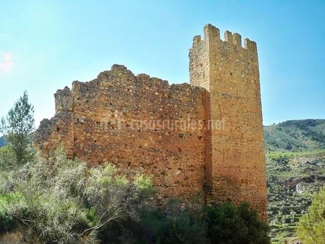 Castillo de las Huertas