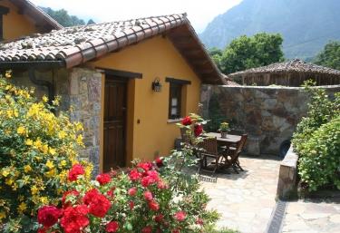 Casa El Palacio - Valle de Bueida - Ricabo (Quiros), Asturias