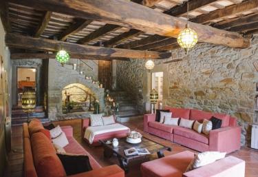 Casas rurales con chimenea en valles oriental - Casa rural con chimenea en la habitacion ...