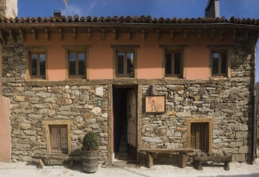 Casa Aldaba - La Hiruela, Madrid