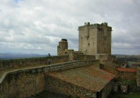 Castillo del entorno