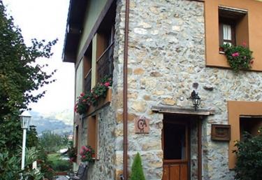 La Cabañina - El Hospital (Belmonte), Asturias