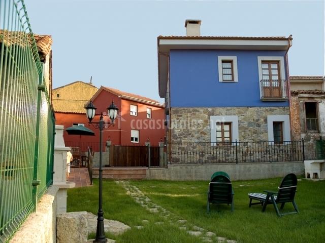 Casa valborraz casas rurales en pravia asturias - Casa rural pravia ...