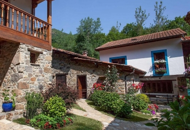 Apartamentos rurales Fuenclara - Coañana (Teverga), Asturias