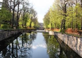 Jardines del Palacio de la Granja de San Ildefonso