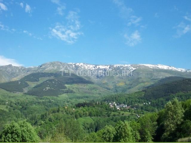 La Sierra de Béjar
