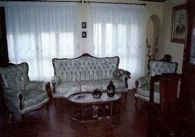detalles del salón