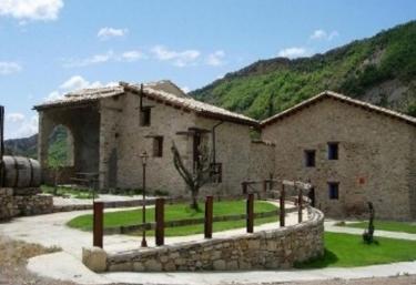 Casa Bernat - Sobrecastell, Huesca