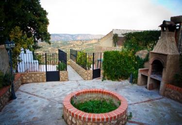 Casa Jardín - Letur, Albacete