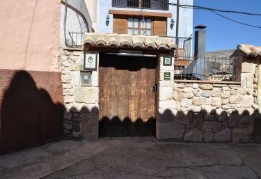 Casa Victoria - Hinojosa De Jarque, Teruel
