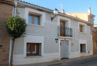 Casa rural Oscar - Cabanillas, Navarra