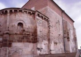 Iglesia Románica de San Juan de Jerusalén