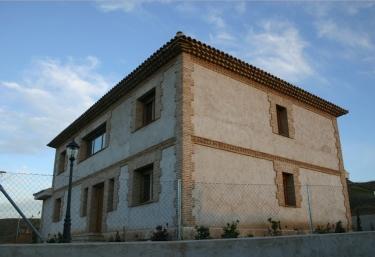 Casa Rural Eras de Pantrillar - Ciruelas, Guadalajara