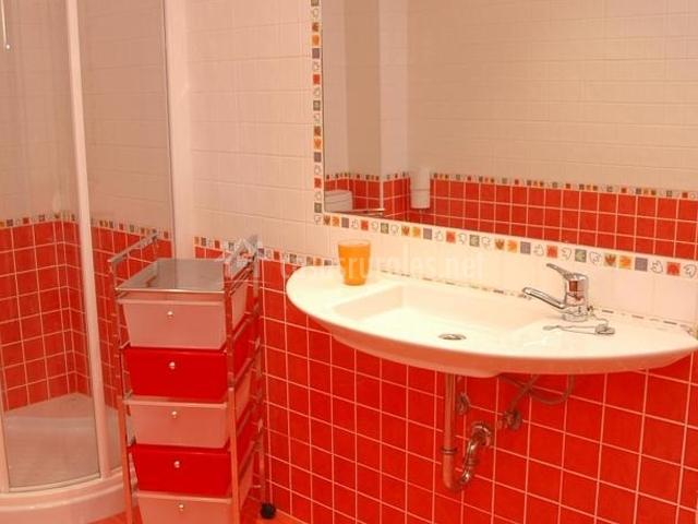Azulejos colores vivos: azulejos baño rustico dikidu. para cada ...