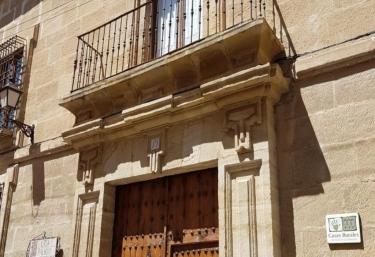 Casa Palacio Conde de Garcinarro - Huete, Cuenca