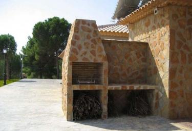 Casas Rurales El Pinar - El Picazo, Cuenca