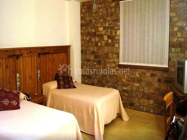 El molino de losacio hoteles rurales en losacio zamora - Cabeceros de piedra ...