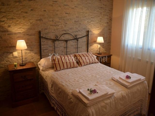 Casa paula ii en zarzuela del monte segovia - Ropa de cama matrimonio ...