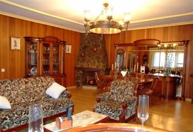 Casa El Trébol II - Zarzuela Del Monte, Segovia