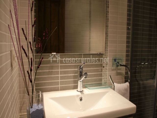 Lavanda las casitas de la velilla en la velilla segovia - Azulejos rectangulares ...