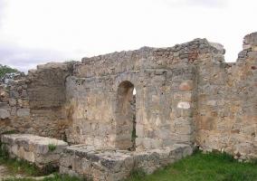 Ruinas del monasterio de San Pedro de la Mata
