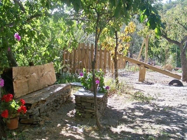 El Porche en Laroles (Granada)