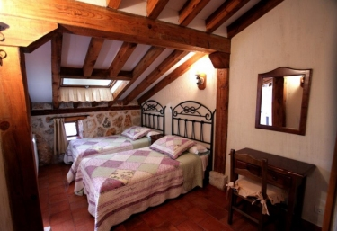 Casa Rural La Cepa - Valdevarnes, Segovia