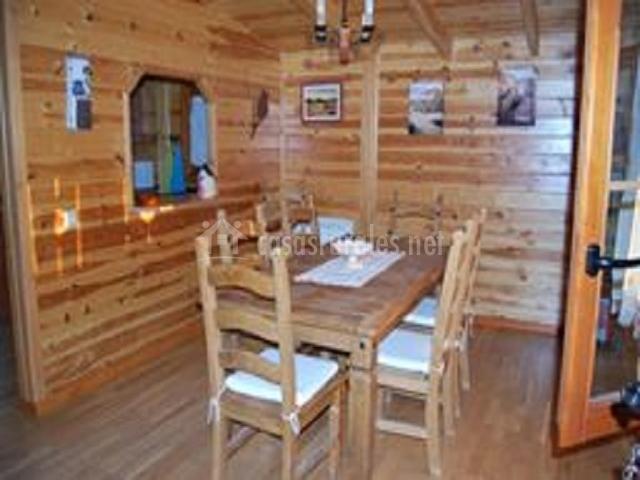 La casita de madera en sacramenia segovia - La casita de madera ...