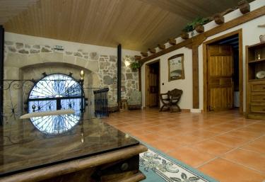 Casa del Palacio - Aguilafuente, Segovia