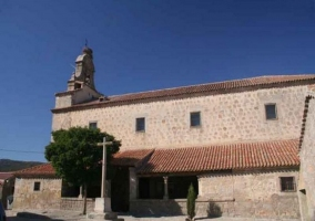 Iglesia de Padiernos