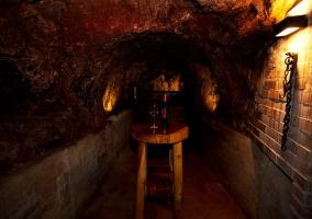 Lugar idóneo para tomar una copa de vino