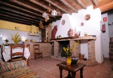 Casa Rural Misolete - Cortegana, Huelva