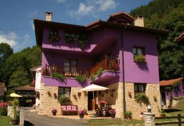 La Pontiga de Avalle - Aballe, Asturias