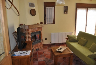 Casa de los Abuelos II - Navafria, Segovia