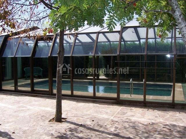 Casa rural los ciegos en peguerinos vila for Piscina zona norte avila