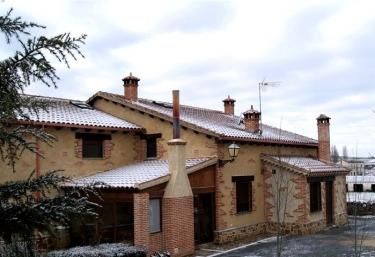 Casas El Caño II - Galinduste, Salamanca