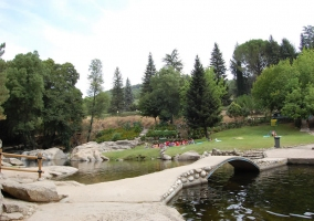Piscinas naturales de Arenas de San Pedro