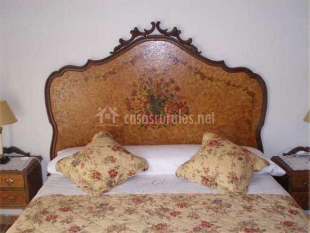 Casa rural el arado en marugan segovia - Cojines cama matrimonio ...