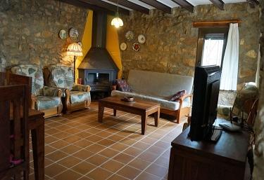 Casa Rural La Bassa Nova - Horta De Sant Joan, Tarragona