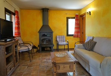 Casa Rural Les Forques - Horta De Sant Joan, Tarragona