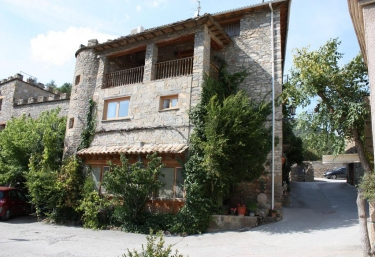 Las Bodegas de Clavería - El Humo De Rañin, Huesca