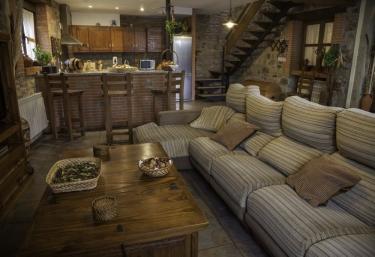 Casa rural Los Juanillos I - Navasfrias, Salamanca
