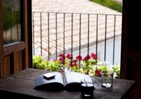Sala de estar con zona comedor