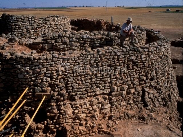 Yacimiento arqueológico de Cerro de la Encina