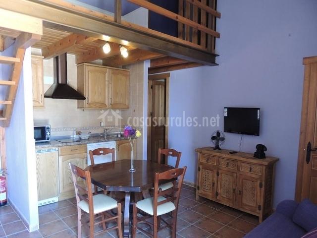 Apartamento El Mago - La Cerca Encantada en Sebulcor (Segovia)