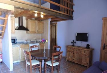 Apartamento El Mago - La Cerca Encantada - Sebulcor, Segovia