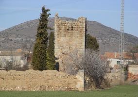 Castillo de los alrededores