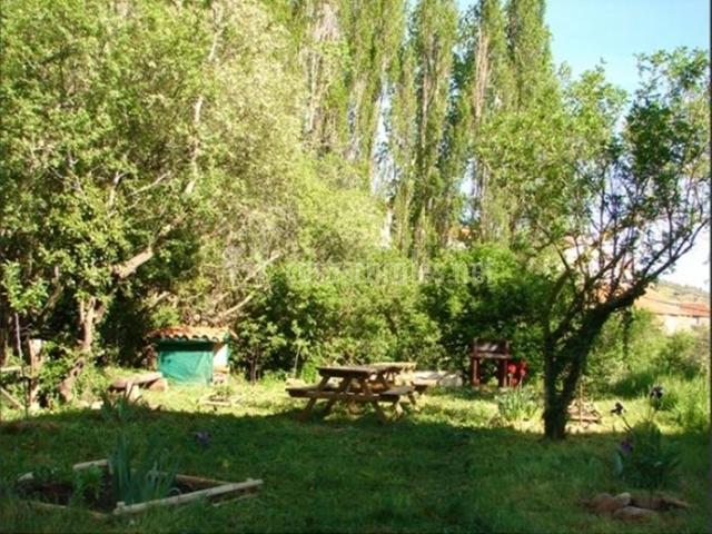 El zarzal en santiago del collado vila for Casa rural jardin del desierto tabernas